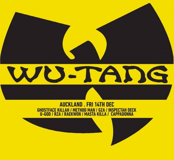 Wu-Tang Clan / Auckland