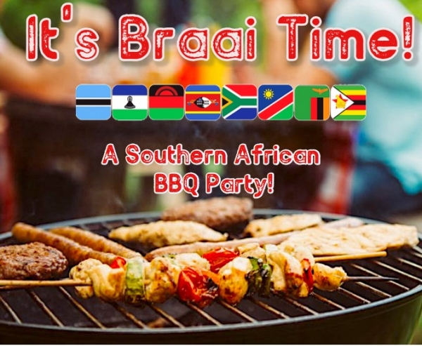 it's braai time 8/12/19